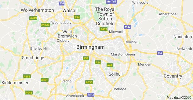 Birmingham Custom Stickers Printing