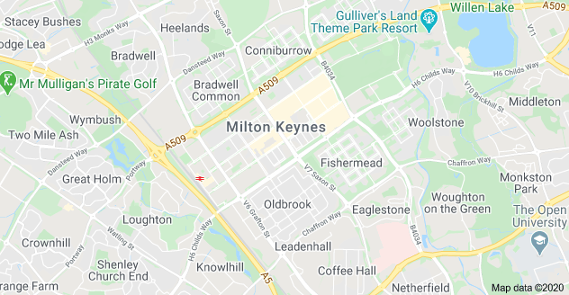 Milton Keynes Custom Stickers Printing