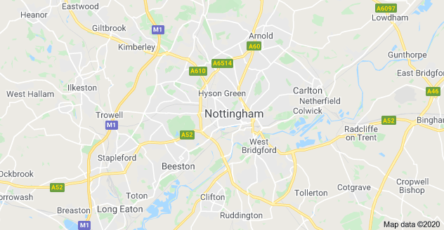 Nottingham Custom Stickers Printing