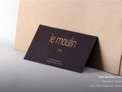 black-business-cards