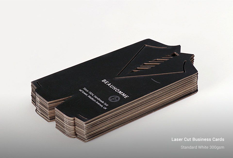 Laser cut business cards laser cutting business cards uk laser cut business cards laser cutting business cards uk printing services stickermarket reheart Images