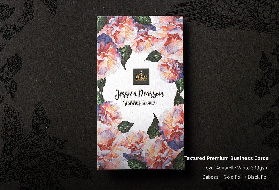 Textured Business Cards | Custom Textured Business Cards UK ...