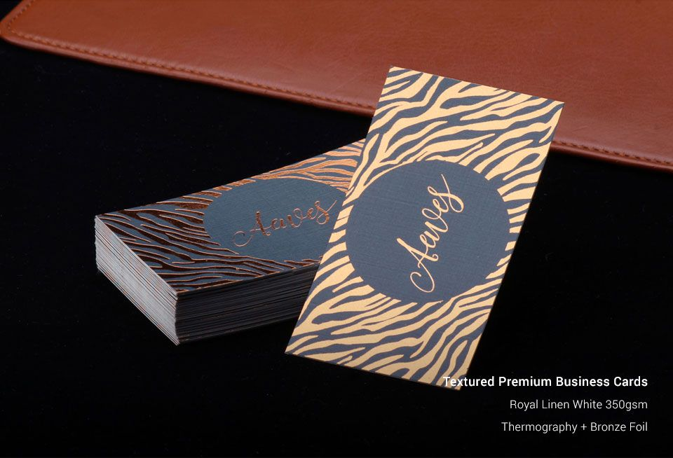 Textured business cards custom textured business cards uk previous next reheart Image collections