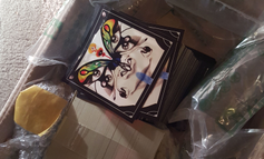 10x10cm Sticker