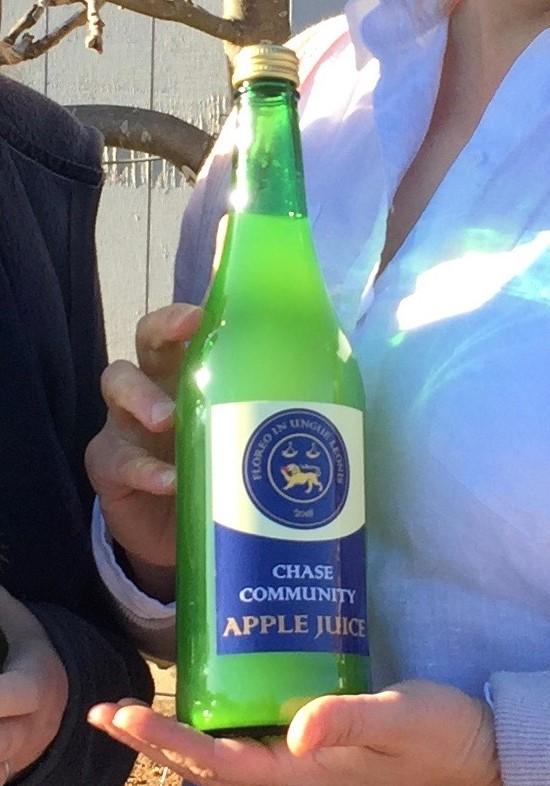 Labels for Apple Juice