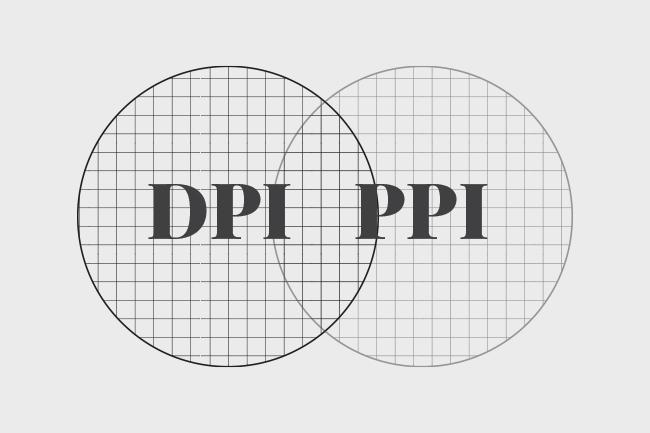 dpi ppi stickers