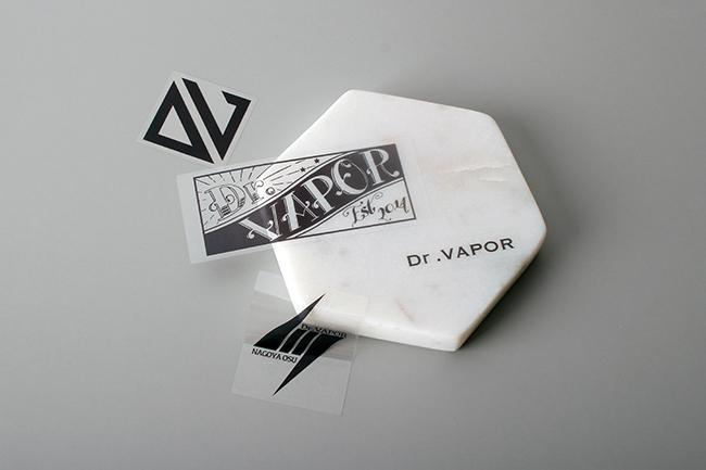 dr vapos stickers