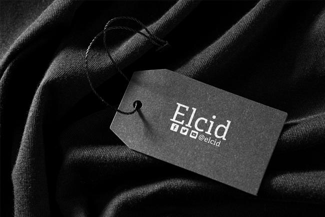 elcid black swing tags custom