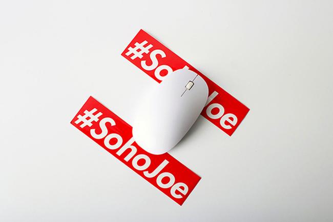 soho joe online stickers
