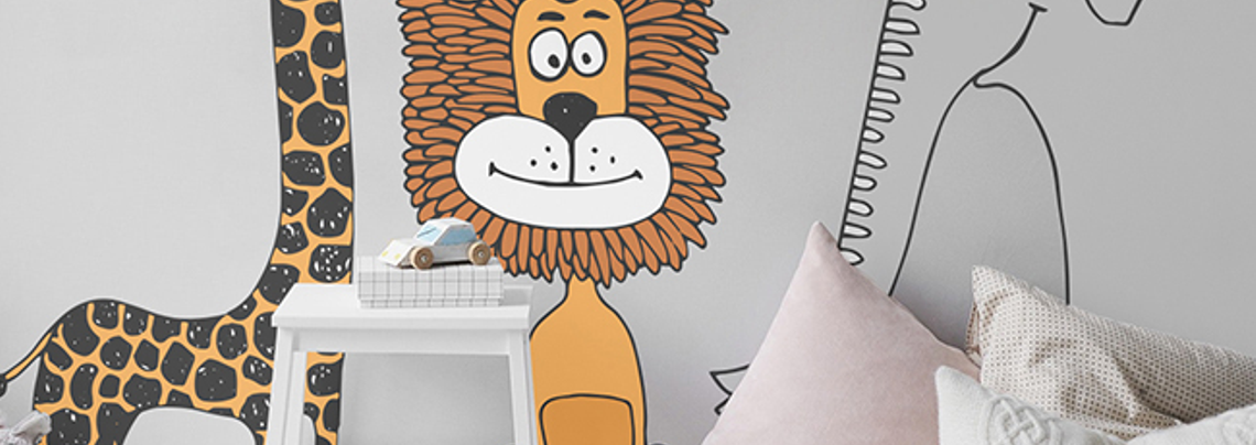animal decal stickers