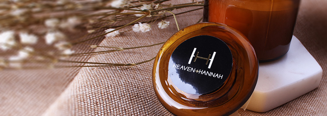 heaven hannah candle stickers