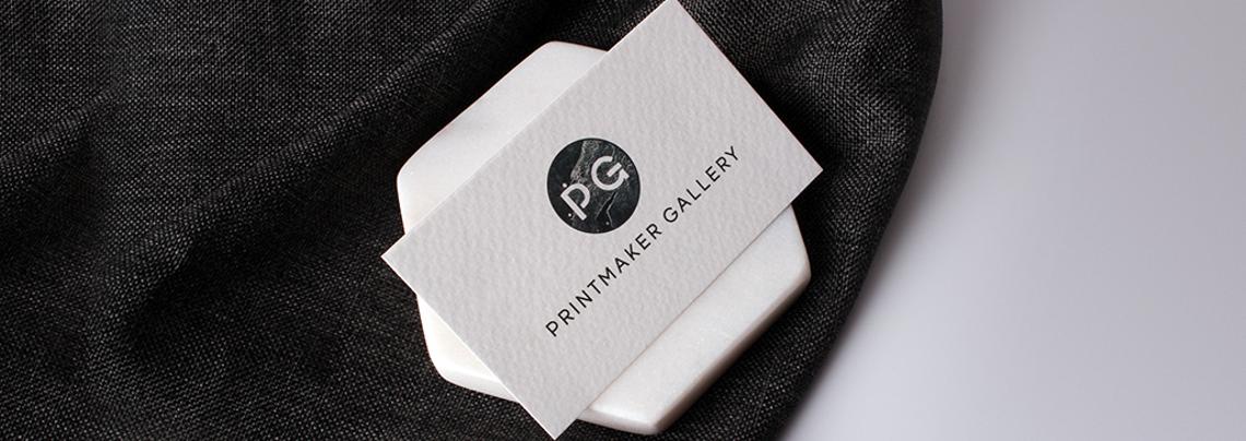 printmaker custom business cards