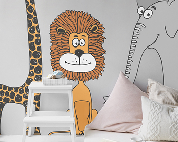 How to Decorate Nursery Room with Custom Decals